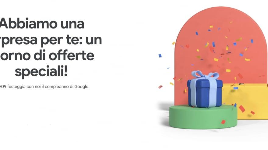 Il Google Store prepara sorprese per il 27 settembre (ma non per Pixel 6)