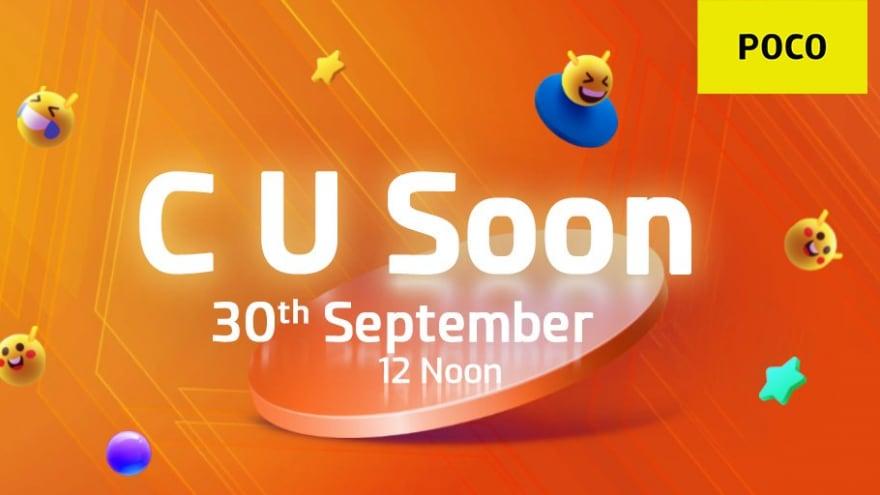 Il successore di POCO C3 sta arrivando: debutto previsto il 30 settembre