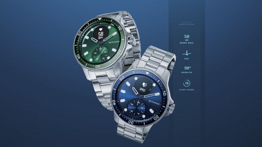 Withings vuole il salto di qualità: arriva in Italia il nuovo smartwatch ibrido con ECG