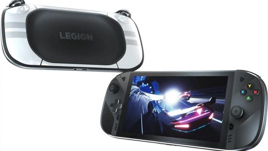 Spunta Lenovo Legion Play, la console portatile Android che potrebbe fare gola a molti