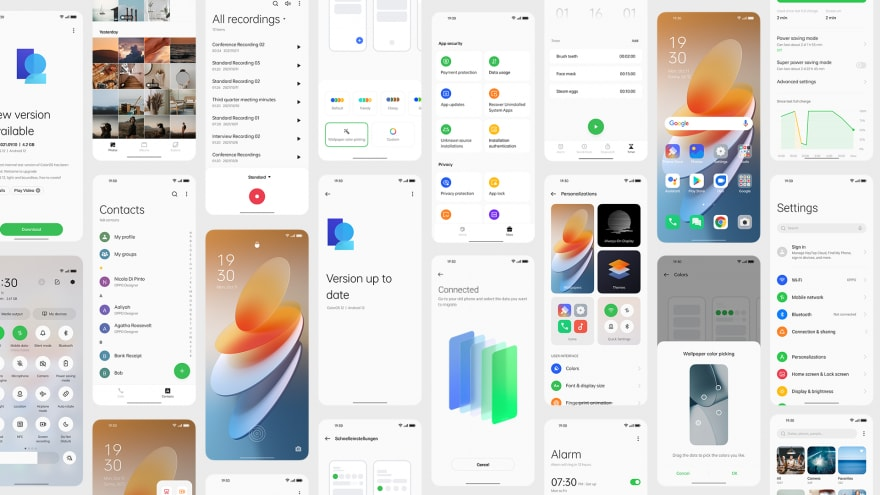 Oppo annuncia ColorOS con Android 12: le principali novità e i dispositivi supportati
