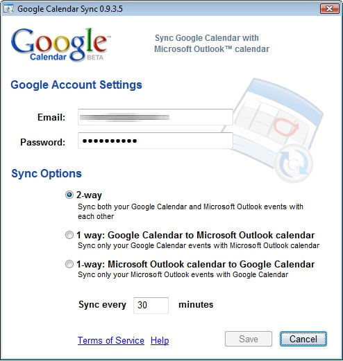google-calendar-sync-software