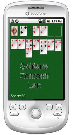 Solitaire Zentech Lab