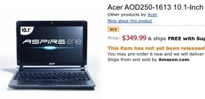 Acer D250
