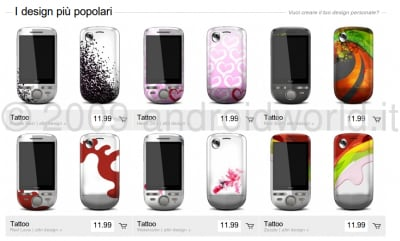 Cover HTC Tattoo