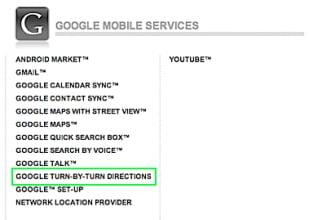 googleturnbyturn