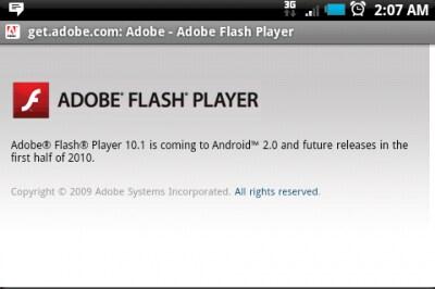 Flash 10.1