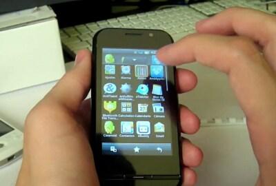 GeeksPhone One in video