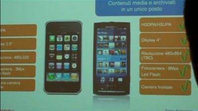 x10 vs iphone