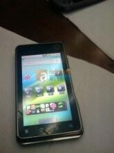 Motorola Sholes Tablet (XT701)