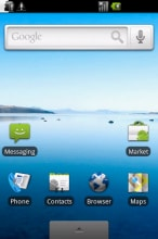 Android 2.1 su HTC Dream
