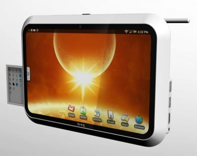 HTC Evolve il concept