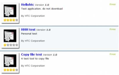 Widget HTC sense