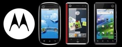 Motorola per la Cina