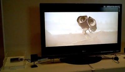Zii Trinity HD Playback