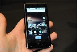 Viliv P3 con Android