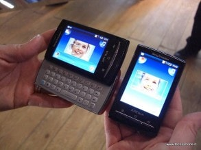Xperia X10 Mini e Mini Pro