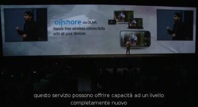 Presentazione Samsung Galaxy S