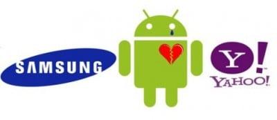 Samsung + Yahoo!