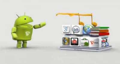Android Corea pubblicità
