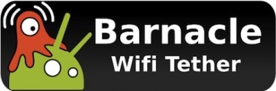 barnacle WiFi Tether