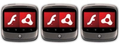 Adobe Flash su Android