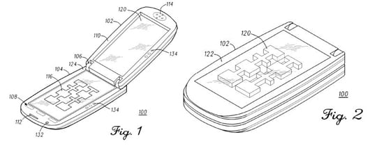 Motorola, brevetto 3D