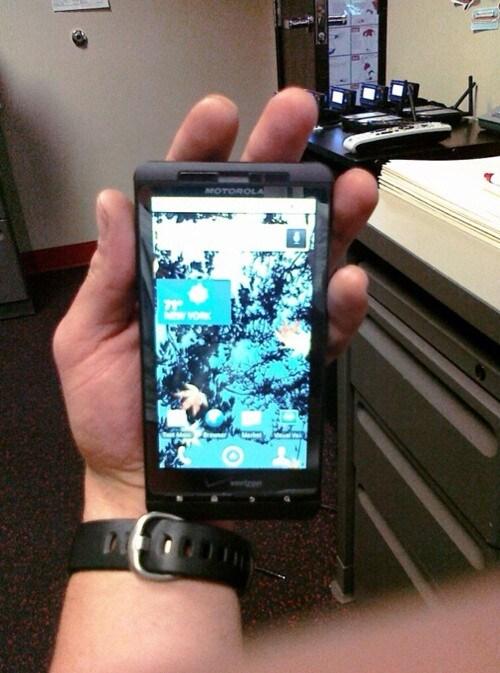 Motorola Shadow leaked
