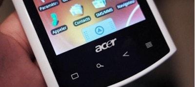 Acer Liquid con Froyo