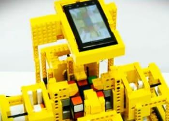 Droid, cubo di Rubik