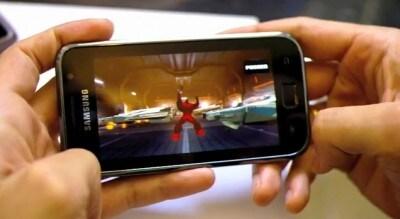 Giochi su Samsung Galaxy S