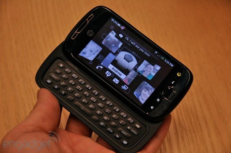 myTouch 3G Slide hands on