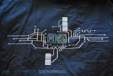 Google I/O 2010 T-Shirt