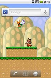 Super Mario Live Wallpaper