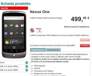 Vodafone Italia, una bufala?