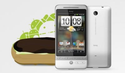Android 2.1 su HTC Hero