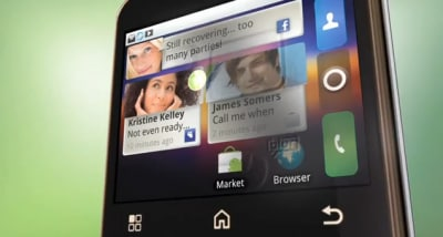Video promo Motorola Charm