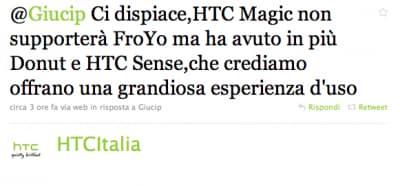 No a Froyo sul Magic