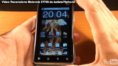 Motorola XT720