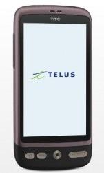 HTC Desire di Telus