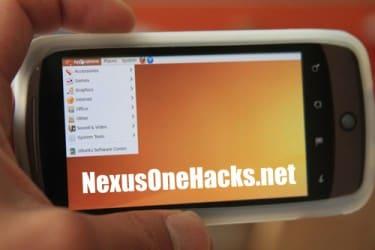 Ubuntu su Nexus One