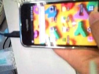 Samsung YP-MB2 leak