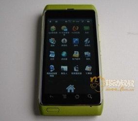 Nokia N8 con Android