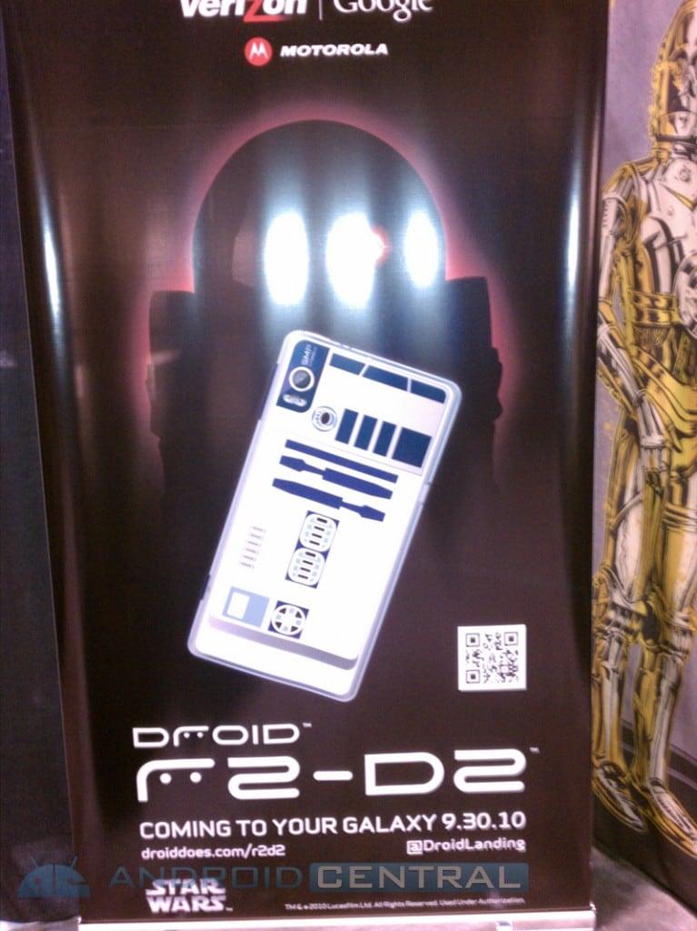 Droid 2 R2D2