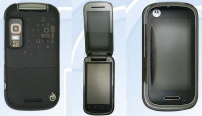 Motorola XT806