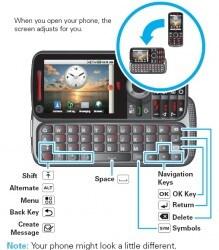Motorola i886 iDEN