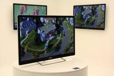 Google TV di Sony