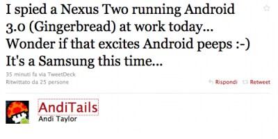 Nexus Two, Samsung