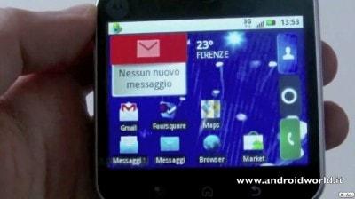 Motorola Flipout recensione