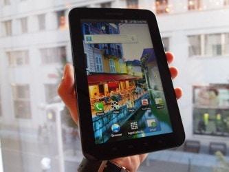 Samsung Galaxy Tab foto